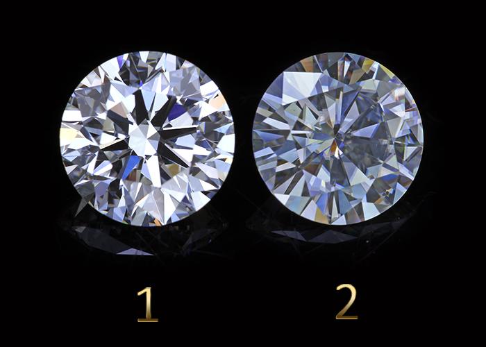 Amora Gem Vs Diamond