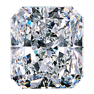 Leon Mege Radiant cut diamond