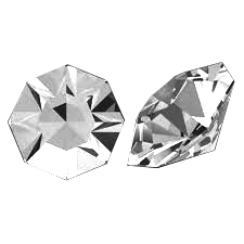 leon mege single cut diamond