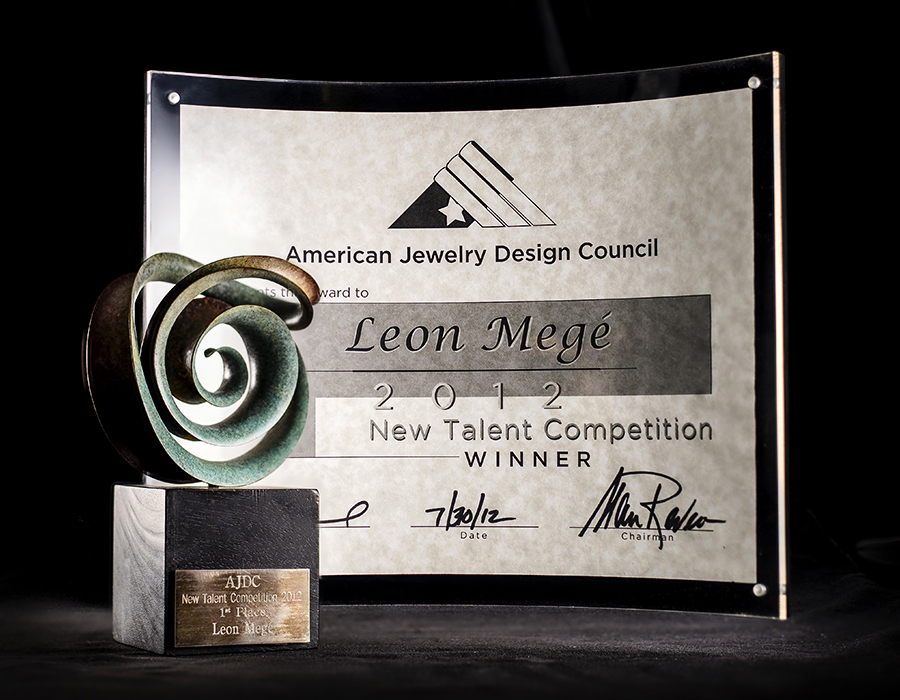 Leon Mege New Talent competition 2012