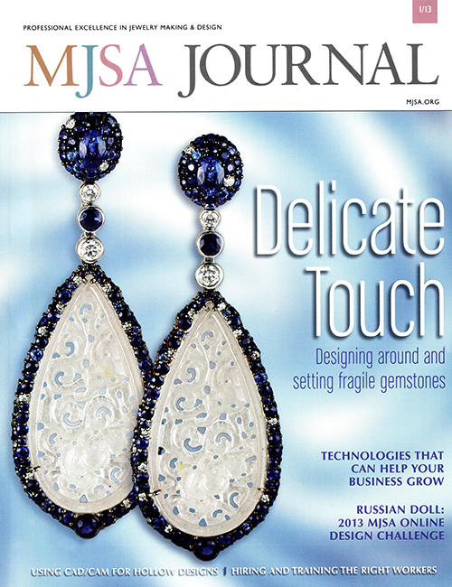 MJSA Journal Leon Mege featured article