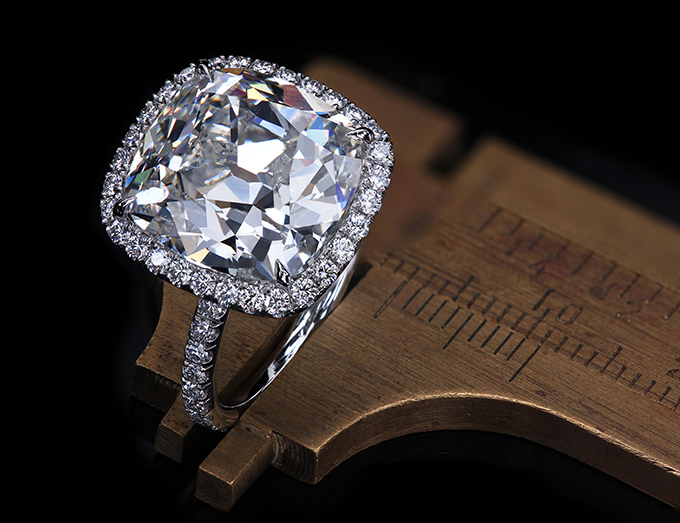 Leon mege diamond ring